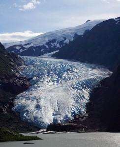 Bear Glacier on the way into Stewart B.C.